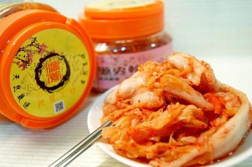 苗栗泡菜伴手禮-韓式(純乳酸發酵)泡菜